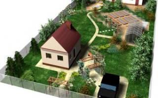 Дачный домик расстояние до соседей