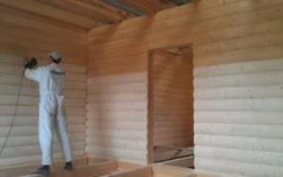 Чем обшить стены внутри дачного дома?