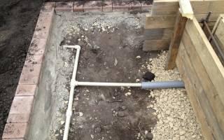 Как выдуть воду из труб на даче?