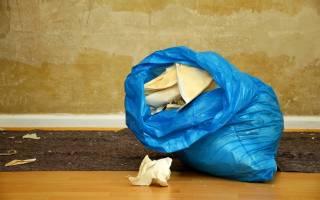 Утилизация мусора на дачных участках