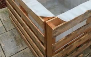 Как сделать емкость для воды на даче?