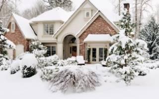 Утепление дачного дома для круглогодичного проживания
