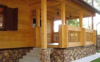 Материал для внутренней отделки дачного дома