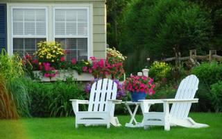 Как засеять газонную траву на даче?