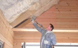 Чем утеплить стены дачного дома изнутри?