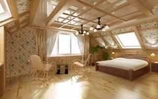 Как облагородить дачный домик внутри?