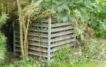 Как делать компостную яму на даче?