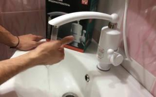 Кран для дачного водонагревателя