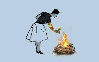 Правила сжигания мусора на дачном участке