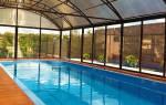 Как построить крытый бассейн на даче?